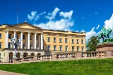 Königliches Schloss Oslo (Shutterstock)