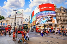 Piccadilly Circus (Shutterstock)