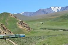 Zug entlang der Seidenstraße (Shutterstock)