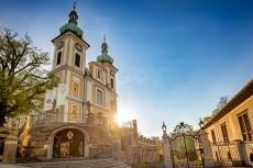 Stadtkirche St. Johann in Donaueschingen c) Stadt Donaueschingen | Tobias Raphael
