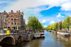 Grachten von Amsterdam (shutterstock)