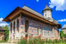 Kloster Modovita (shutterstock)