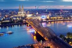 Köln am Rhein (Foto: Köln Tourismus)