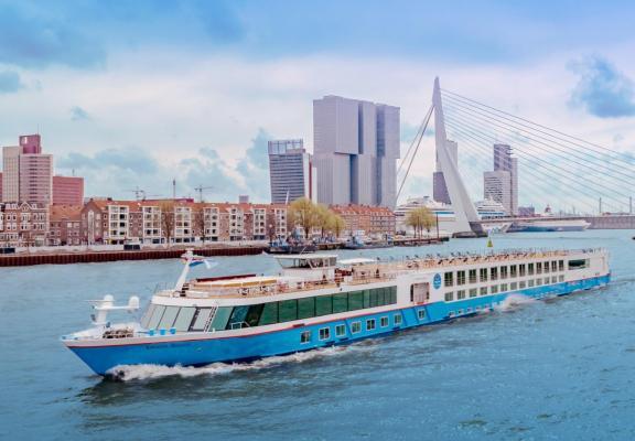 MS Johann Strauss - Rotterdam