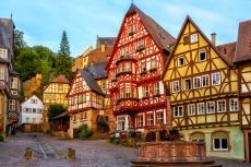 Altstadt Miltenberg Main (shutterstock)