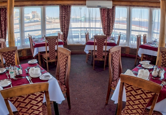 MS Thurgau Karelia - Restaurant