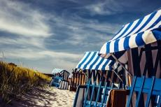 Strandkörbe Juliusruh | Foto: Tourismuszentral Rügen - Christian Thiele