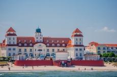 Kurhaus Binz | Foto: Tourismuszentral Rügen - Christian Thiele