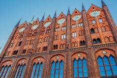 Baksteingotik in Stralsund | Foto: Tourismuszentral Rügen - Christian Thiele
