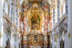 Wieskirche Wallfahrtskirche Ammergauer Alpen
