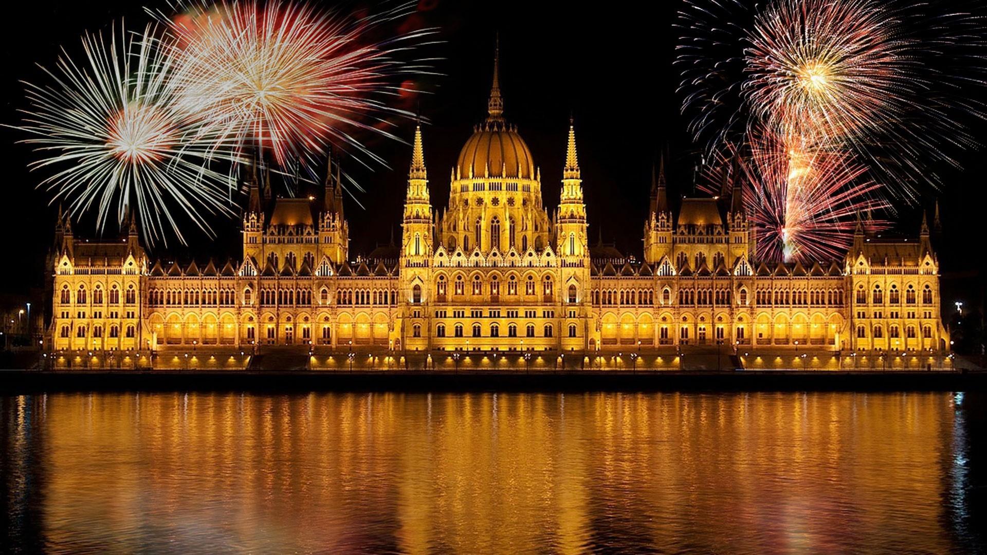 Budapest am Silvester
