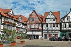 Marktplatz von Celle - pixabay