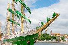 """Segelschiff """"Alexander von Humboldt"""" - shutterstock"""