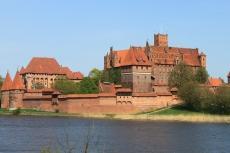 Die Marienburg in Malbork (pixabay)