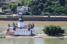 Burg Pfalzgrafenstein bei Kaub