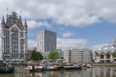 Rotterdam - Weisses Haus und Würfelhäuser