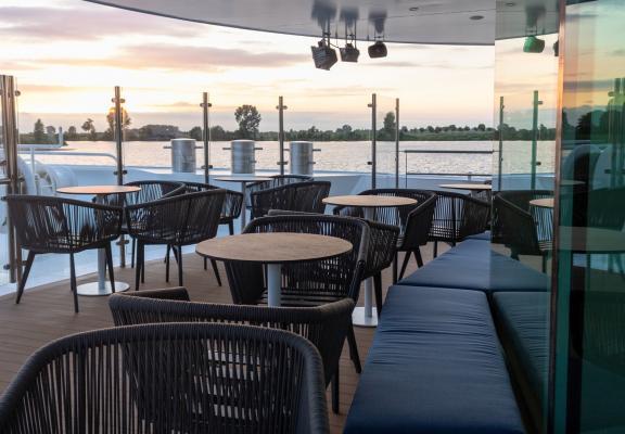 San Marco Deck - Abendsonne