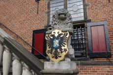 Rathaus von Nijmegen - Nimwegen | Niederlande