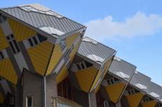 Würfelhäuser von Rotterdam | Niederlande