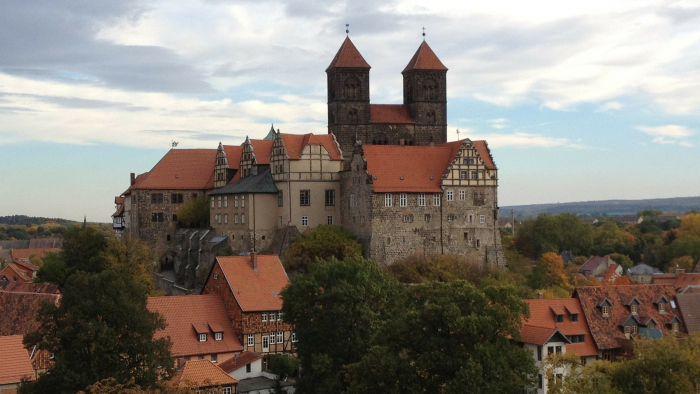 Stiftskirche St. Servatius in Quedlinburg