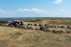Steingrab bei Keitum auf Sylt