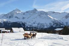 Silvester in der Schweiz - Arosa