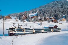 Golden Pass Panoramic Nähe Gstaad