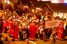 Montreux - Weihnachtsmarkt