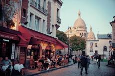 Paris Abendessen