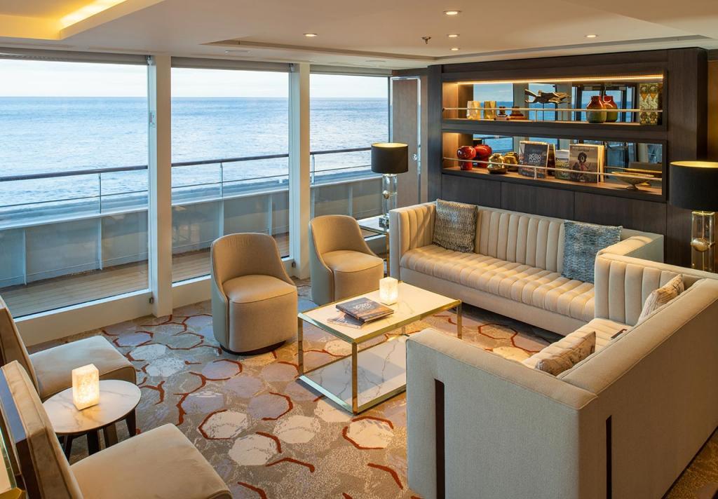 Observation Lounge